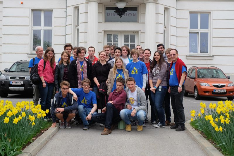 RG18 Technik-Team