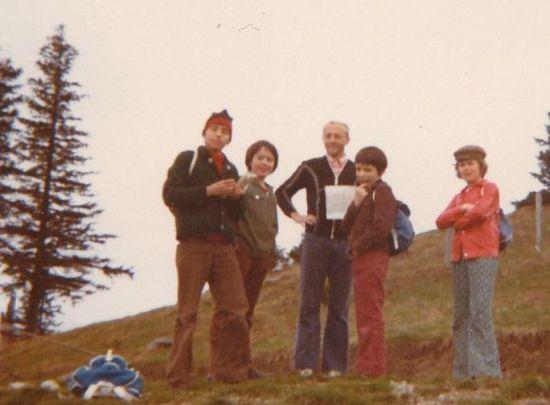 1.A Wandertag - 1973