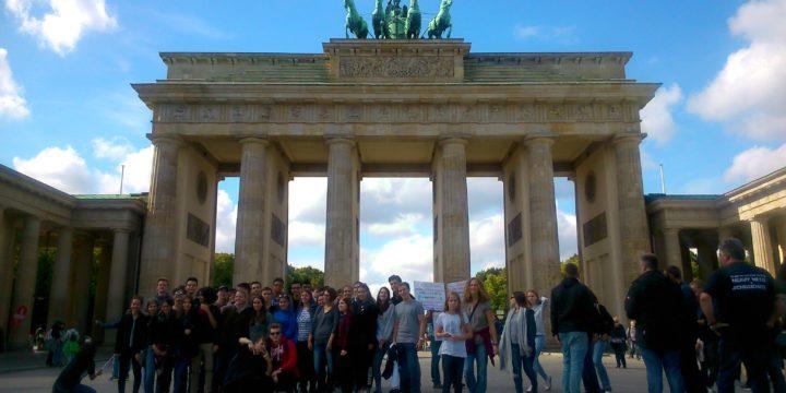 Das kleine Bergvölkchen in Berlin