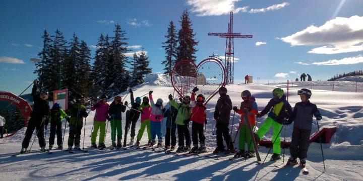 Wintersportwoche der 2. Klassen