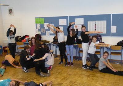 English Drama Workshop 3B