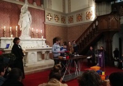 Evangelischer Adventgottesdienst in der Lutherkirche, 19.12.2018