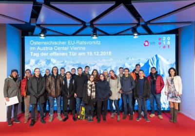 8A beim Tag der offen Tür des EU-Ratsvorsitzes