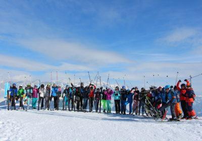 Wintersportwoche der 2ABC