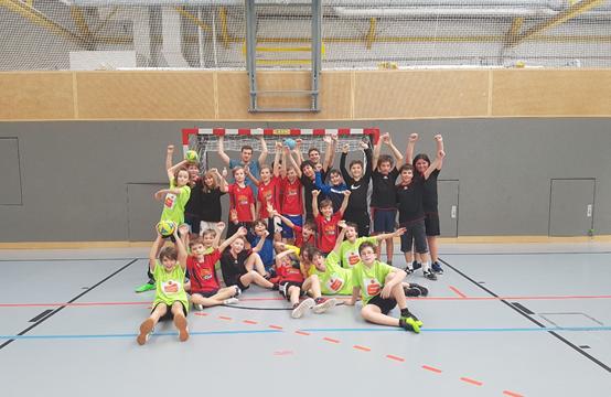 Minihandballqualifikation Erstmalig 2 Teams für den Finaltag qualifiziert   4./15./20. Platz