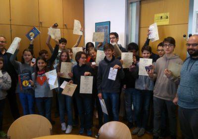 Die Ergebnisse der Vorrunde des Pangea-Mathematikwettbewerbs können sich sehen lassen