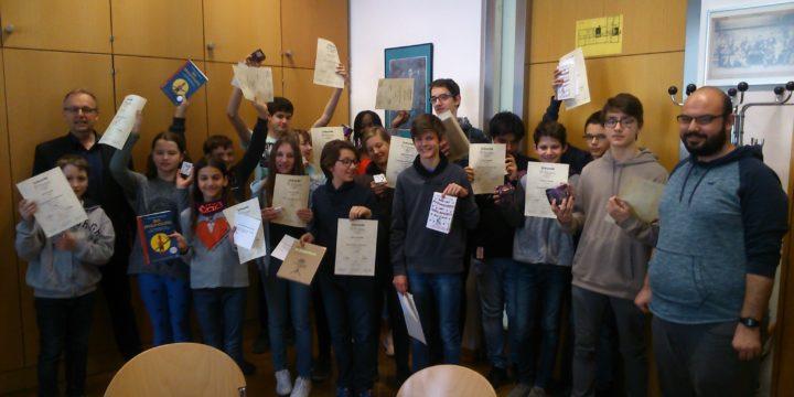 Der Pangea-Mathematikwettbewerb 2019