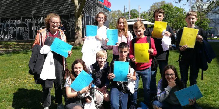 Mathematik- und Denksportwettbewerb