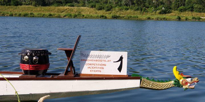 Drachenbootrennen