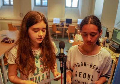 Die FM U18-Feriensendung