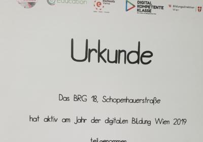 Jahr der digitalen Bildung in Wien