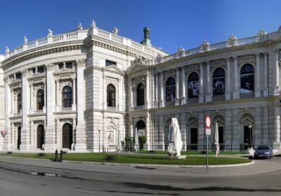 4A – Besuch im Vestibül des Burgtheaters