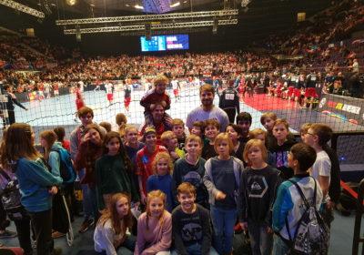 Handball EM 2020                Mittendrin statt nur dabei!!!