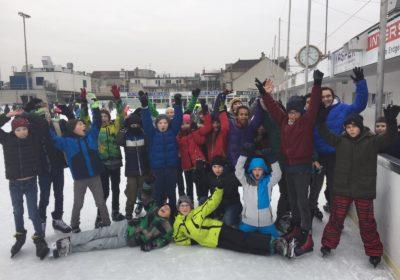 Endlich Eislaufen!