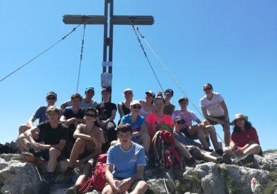 #throwback – Alternativtage Bergwandern (Juni 2019)