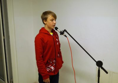 Die FM-U18 Herbstsendung für den Tag der offenen Tür