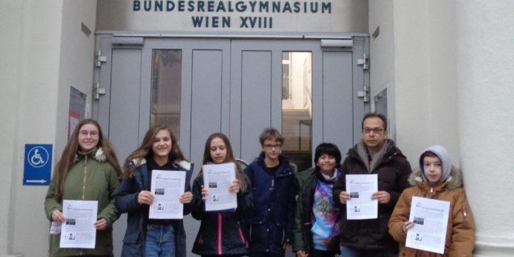 Schülerzeitung 1/2020