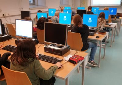 Digitale Grundbildung schon in der 1. Klasse