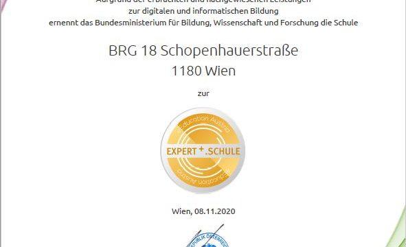 eEducation-Austria Expert+  Schule