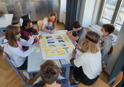 Vienna Climate Games – spielerisch das Klima schützen