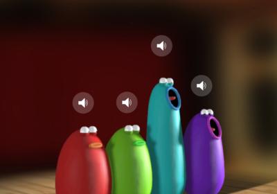 Blob Opera – Musik im Distance-Learning