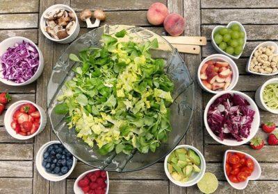 Mehr vegane Speisen im Schulbüffet?