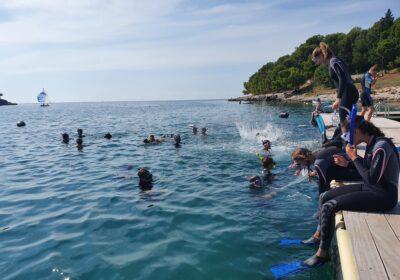 Meeresbiologische Ökowoche in PULA 2021